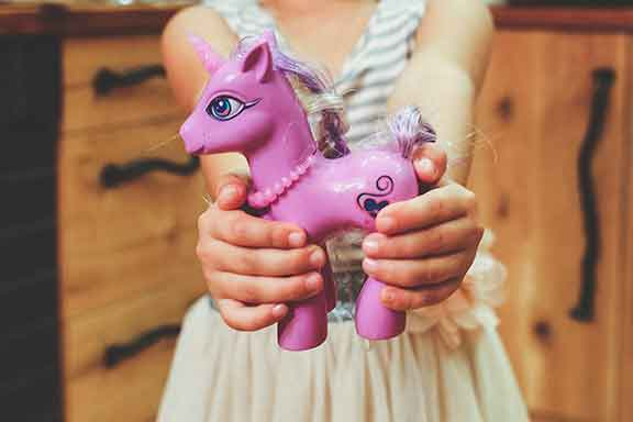 childs pony gift